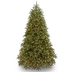 7.5-ft. Pre-Lit ''Feel Real'' Jersey Frasier Medium Artificial Christmas Tree