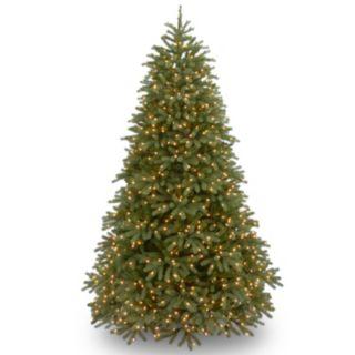 7.5-ft. Pre-Lit ''Feel Real'' Jersey Frasier Medium Artificial Christmas Tree