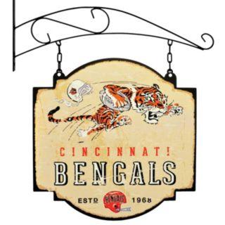 Cincinnati Bengals Vintage Tavern Sign