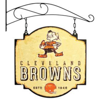 Cleveland Browns Vintage Tavern Sign
