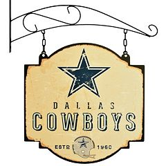 Dallas Cowboys Vintage Tavern Sign