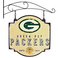 Green Bay Packers Vintage Tavern Sign