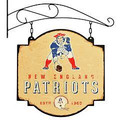 New England Patriots Vintage Tavern Sign