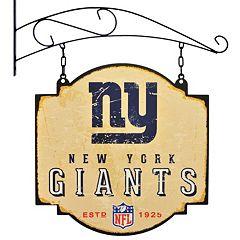 New York Giants Vintage Tavern Sign