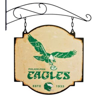Philadelphia Eagles Vintage Tavern Sign