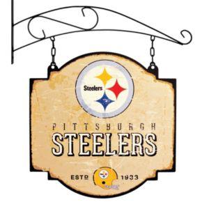 Pittsburgh Steelers Vintage Tavern Sign