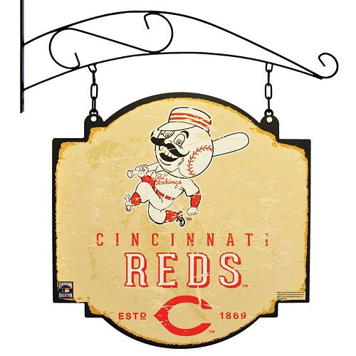 Cincinnati Reds Vintage Tavern Sign