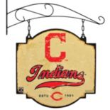 Cleveland Indians Vintage Tavern Sign