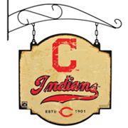 Cleveland Indians Vintage Tavern Sign
