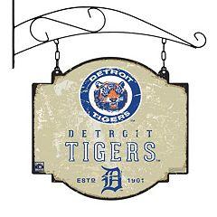 Detroit Tigers Vintage Tavern Sign