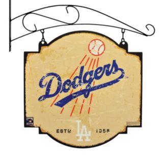 Los Angeles Dodgers Vintage Tavern Sign