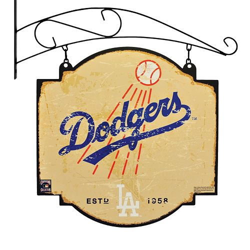 Los Angeles Dodgers Vintage Tavern Sign