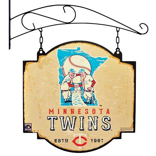 Minnesota Twins Vintage Tavern Sign
