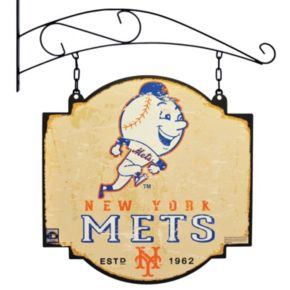 New York Mets Vintage Tavern Sign