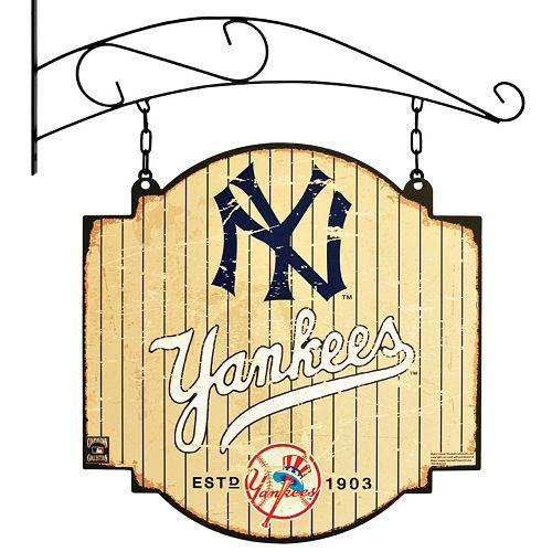 New York Yankees Vintage Tavern Sign