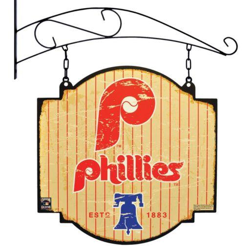 Philadelphia Phillies Vintage Tavern Sign