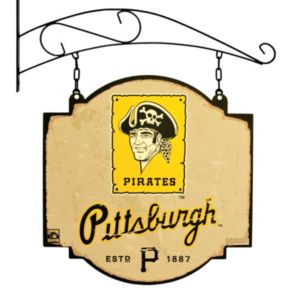 Pittsburgh Pirates Vintage Tavern Sign
