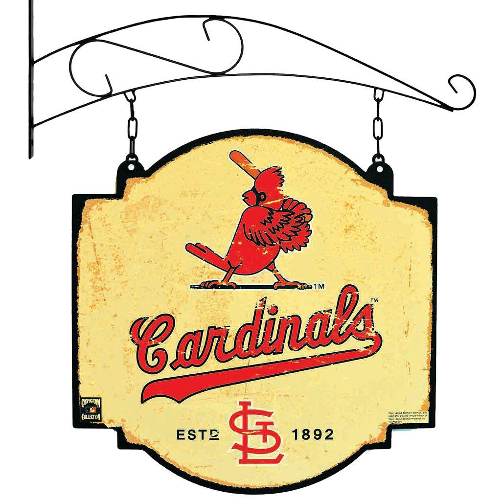 St. Louis Cardinals Vintage Tavern Sign