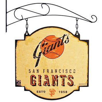 San Francisco Giants Vintage Tavern Sign