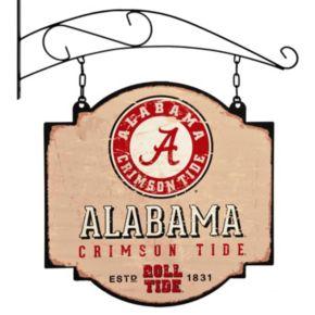 Alabama Crimson Tide Vintage Tavern Sign