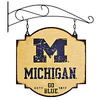 Michigan Wolverines Vintage Tavern Sign