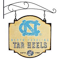 North Carolina Tar Heels Vintage Tavern Sign