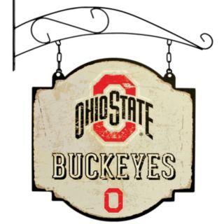 Ohio State Buckeyes Vintage Tavern Sign