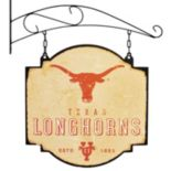 Texas Longhorns Vintage Tavern Sign