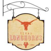 Texas Longhorns Vintage Tavern Sign