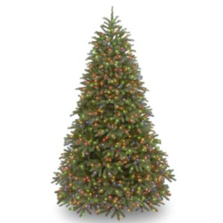 7.5-ft. Pre-Lit Dual LED ''Feel Real'' Jersey Frasier Fir Artificial Christmas Tree