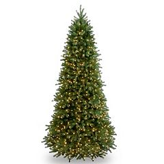 9-ft. Pre-Lit ''Feel-Real'' Jersey Frasier Fir Artificial Christmas Tree