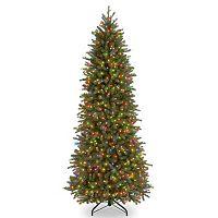 7.5-ft. Pre-Lit ''Feel-Real'' Jersey Frasier Artificial Christmas Tree