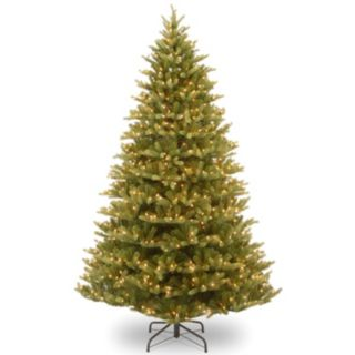 7.5-ft. Pre-Lit ''Feel-Real'' Normandy Fir Artificial Christmas Tree