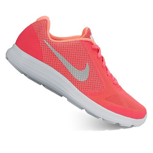 0dfb3608990a Nike Revolution 3 Girls  Running Shoes