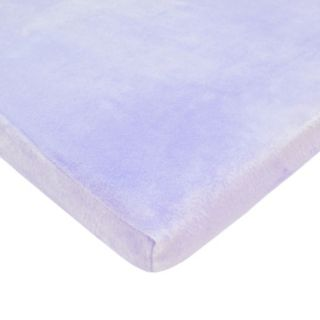 TL Care Heavenly Soft Chenille Bassinet Sheet