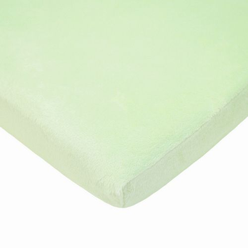 TL Care Heavenly Soft Chenille Cradle Sheet
