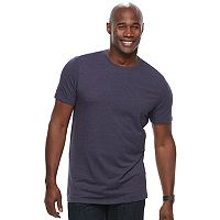 Big & Tall Apt. 9 Core Solid Crewneck Tee