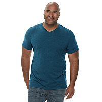 Big & Tall Apt. 9 Core Solid V-Neck Tee