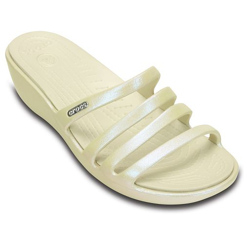 43b74d273848 Crocs Rhonda Women s Wedge Sandals