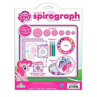 My Little Pony Spirograph Tin Design Set