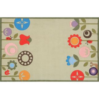 Momeni Lil Mo Whimsy Floral Rug