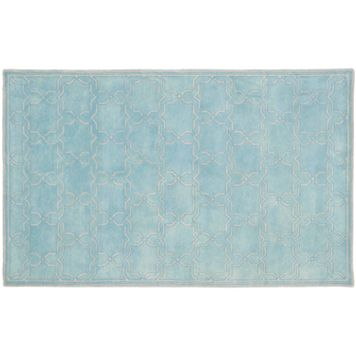 Safavieh Chatham Border Geometric Wool Rug