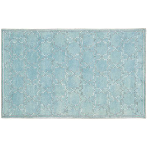 Safavieh Chatham Border Geometric Wool Rug