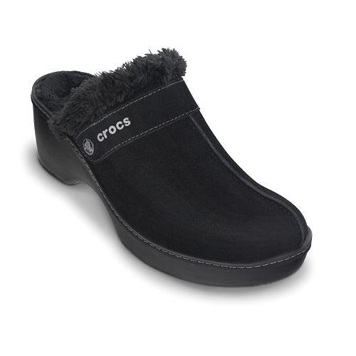 905f136891c7 Crocs Cobbler Faux-Fur Lined Women s Clogs