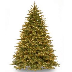 7.5-ft. Pre-Lit ''Feel-Real'' Nordic Spruce Artificial Christmas Tree
