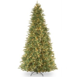 9-ft. Pre-Lit ''Feel-Real'' Tiffany Fir Artificial Christmas Tree