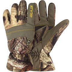 Hot Shot Realtree Defender Gloves - Boys 8-20