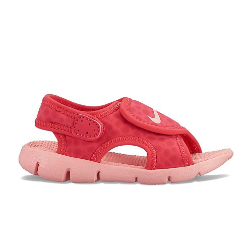 Nike Sunray Adjust 4 Toddler Girls' Sandals