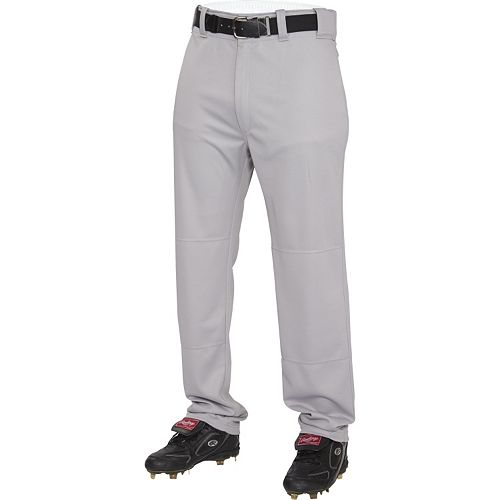 Youth Rawlings Semi-Relaxed Fit Medium Weight Baseball Pants