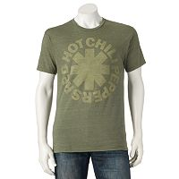 Men's Red Hot Chili Peppers Asterisk Tee